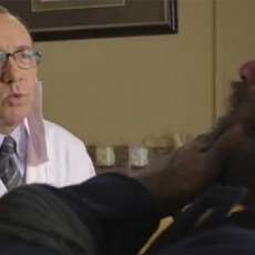 A Spirit of a Denture – South African winner of a short film competition