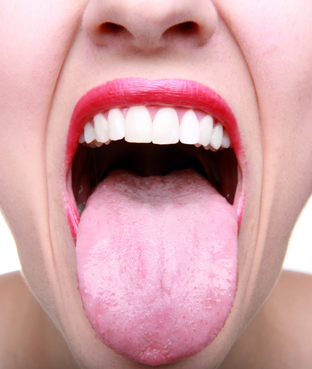 Your Tongue is Trying to Talk to you