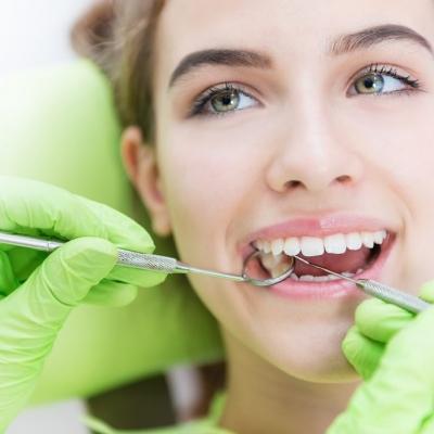 General dental cavity check ups and Screening