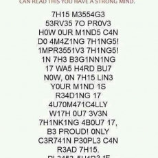 Can you read this????