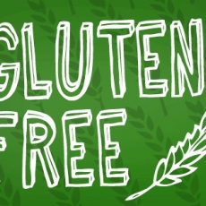 Gluten-free, it's not just trendy!