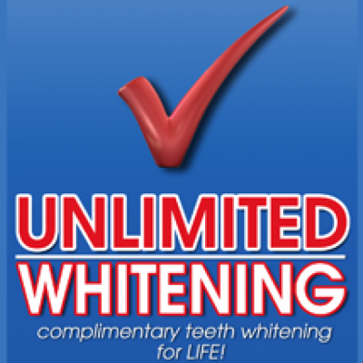Unlimited Whitening!