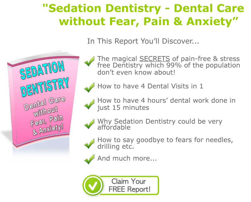 Sedation Dentistry Page