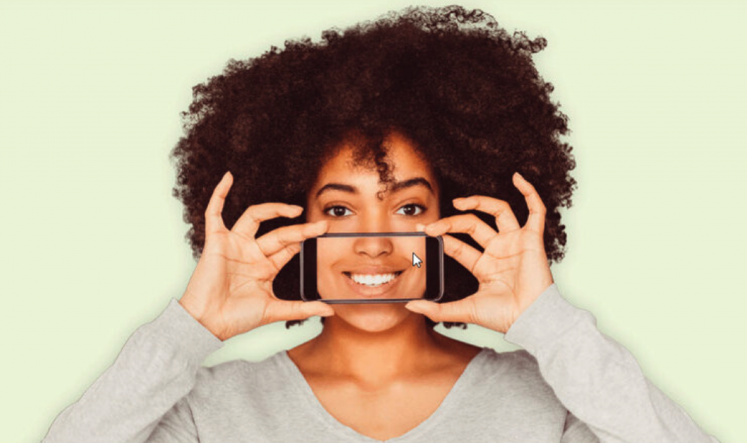 How to take smile photos for a virtual consultation