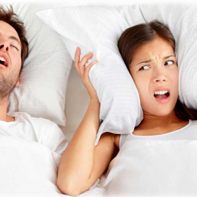 My Wife Says I Snore At Night