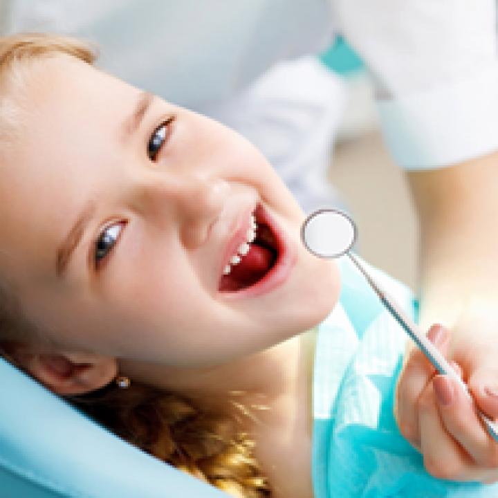 Kids Dental Exam